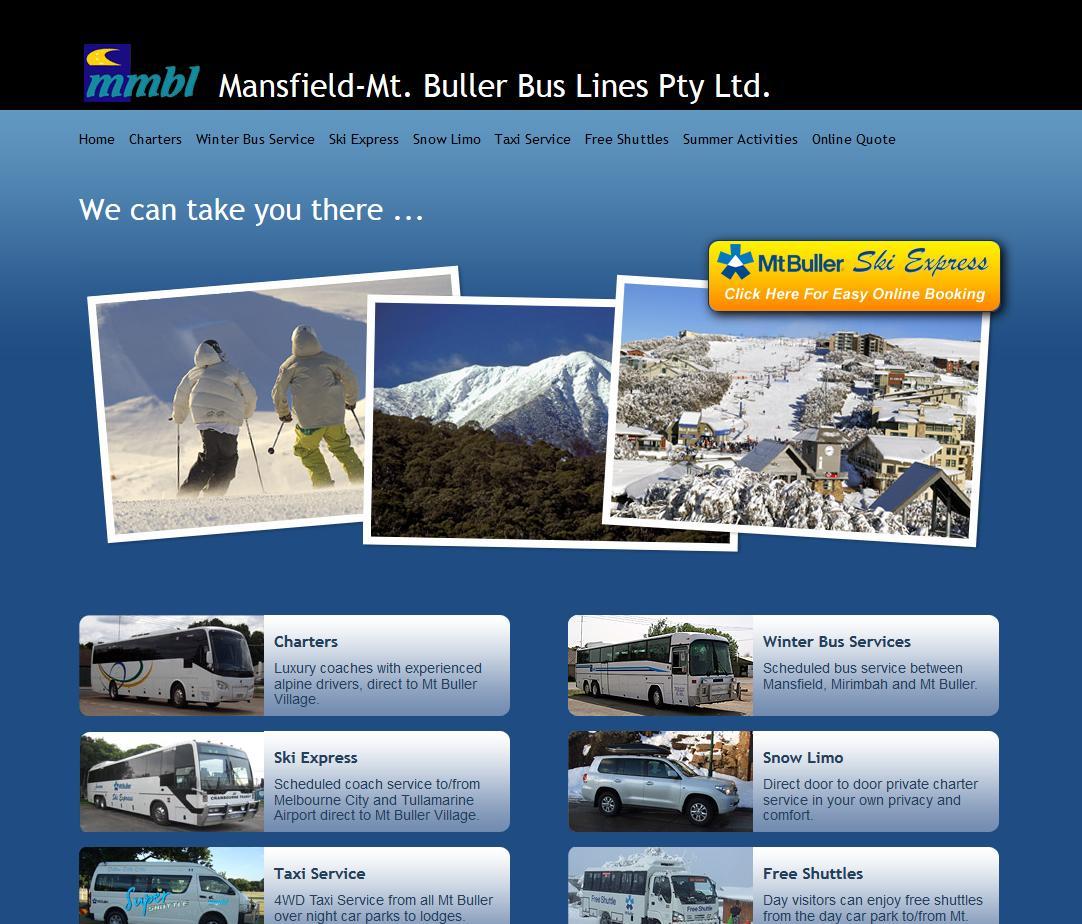 Mansfield Mt.Buller Bus Lines