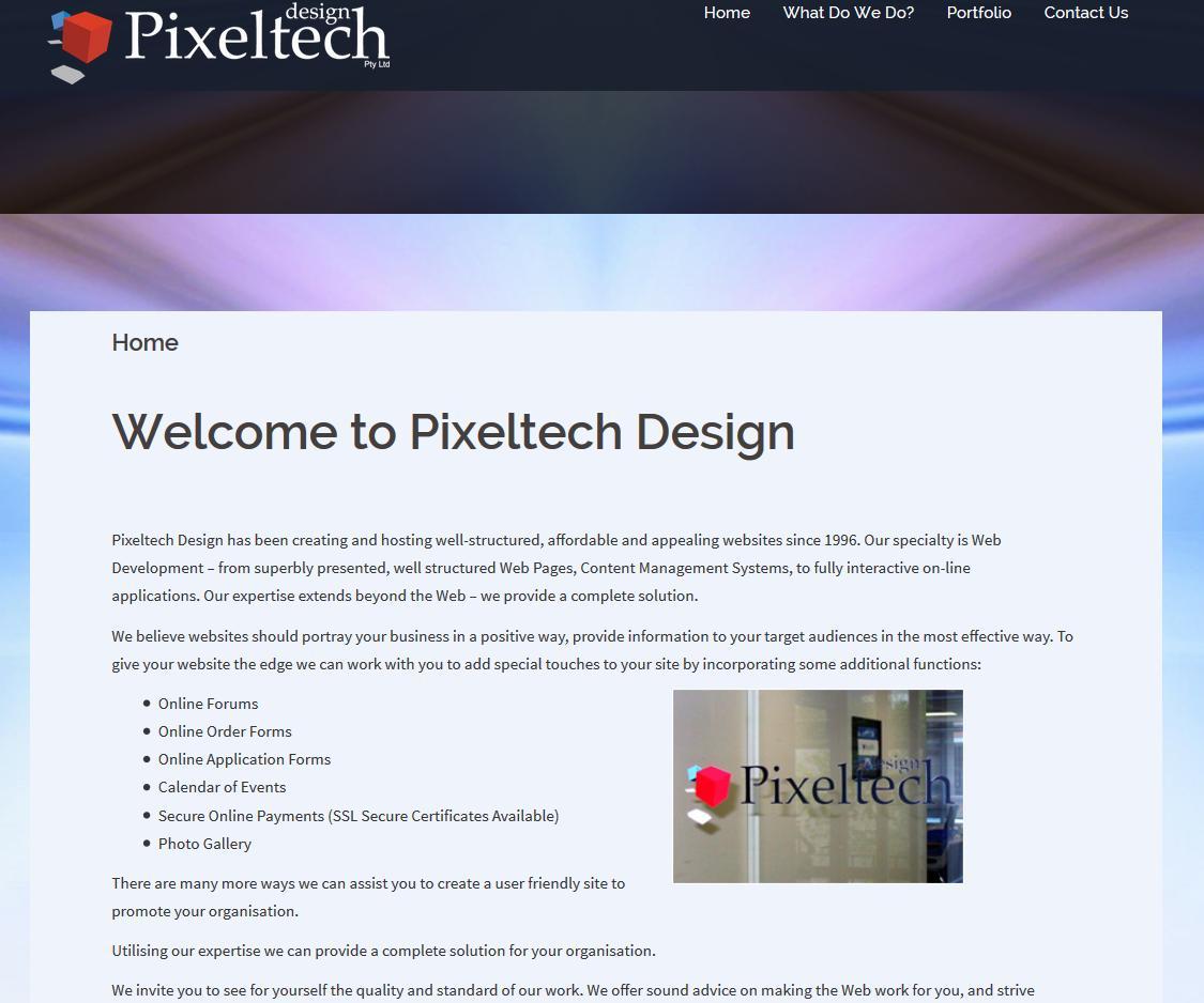 Pixeltech Design